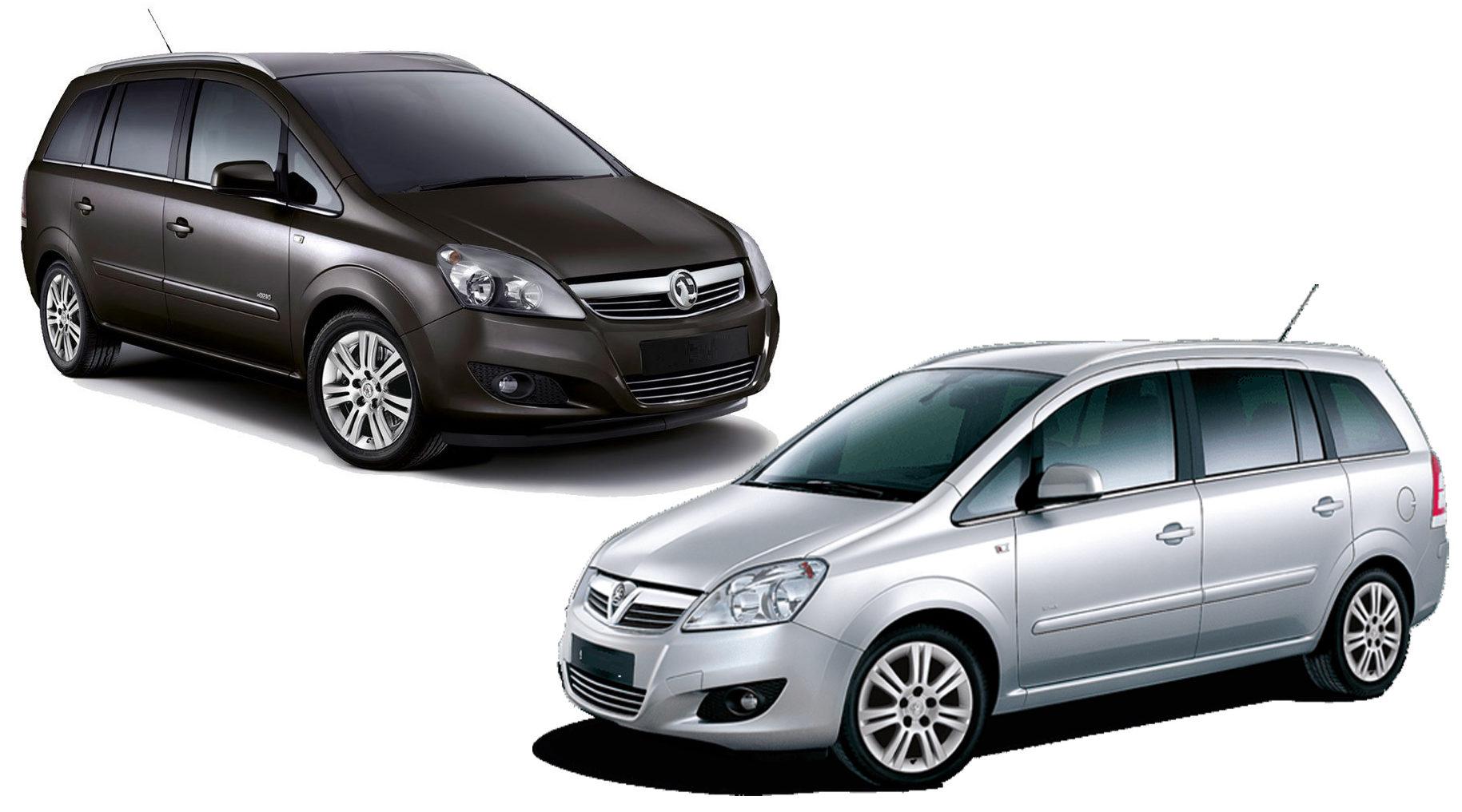 Opel Zafira Blog